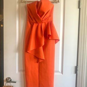 NWT • ASOS MIDI cocktail dress